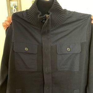 Sweater jacket Banana Republic size Large